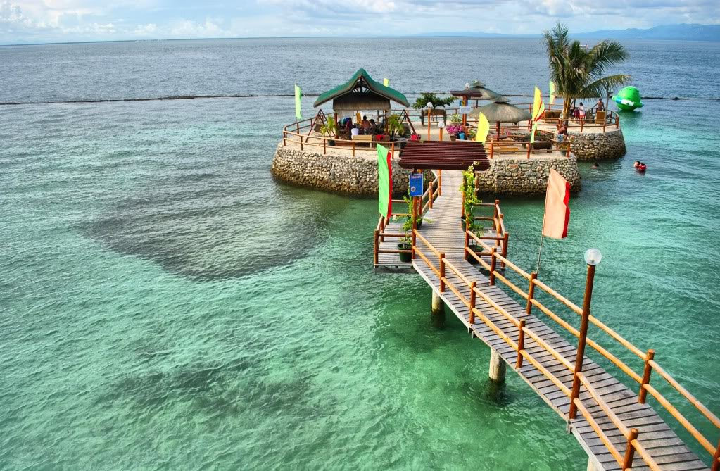 The Paradise In Samal Island